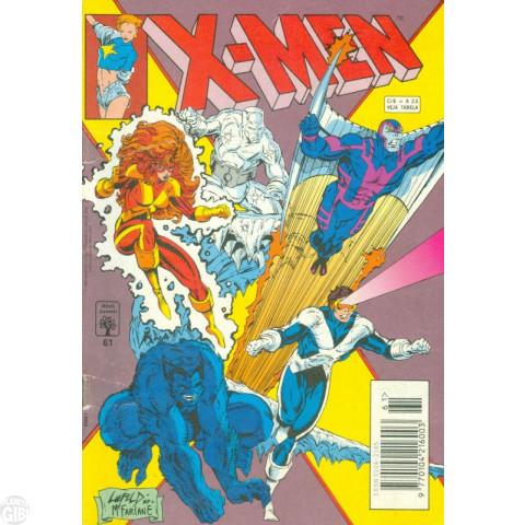 X-Men [Abril - 1ª série] nº 061 nov/1993