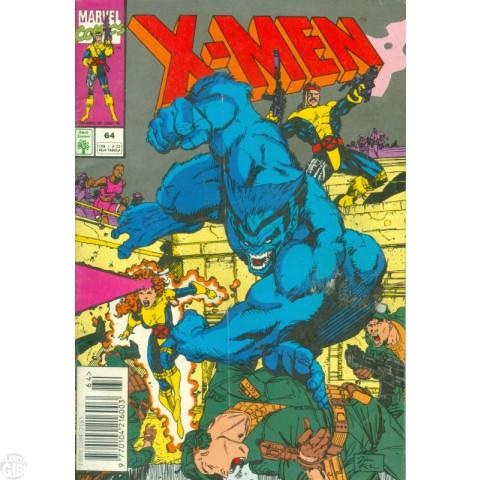 X-Men [Abril - 1ª série] nº 064 fev/1994