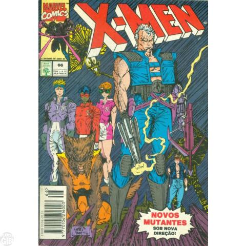 X-Men [Abril - 1ª série] nº 066 abr/1994