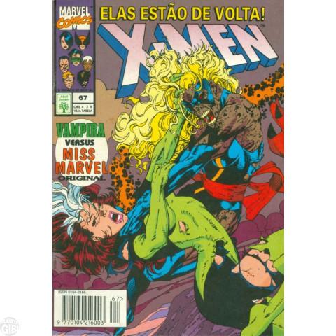 X-Men [Abril - 1ª série] nº 067 mai/1994