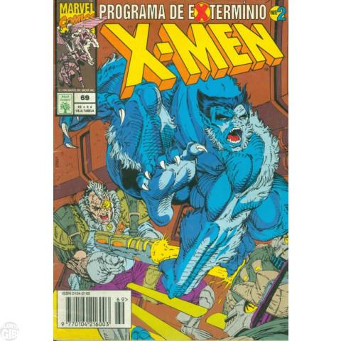 X-Men [Abril - 1ª série] nº 069 jul/1994