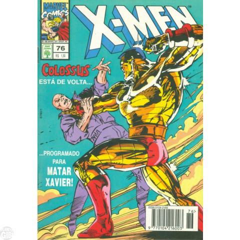 X-Men [Abril - 1ª série] nº 076 fev/1995