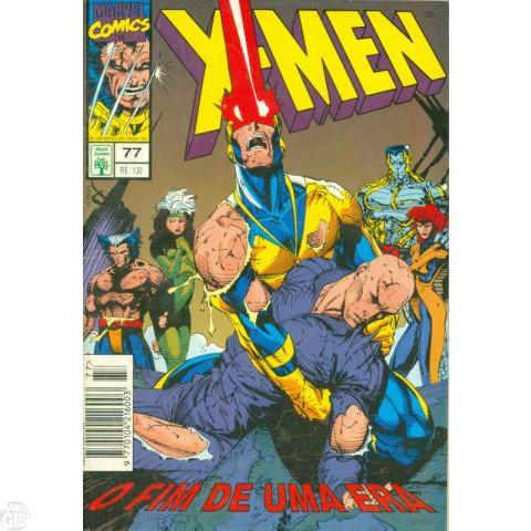 X-Men [Abril - 1ª série] nº 077 mar/1995