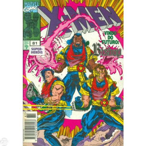 X-Men [Abril - 1ª série] nº 081 jul/1995