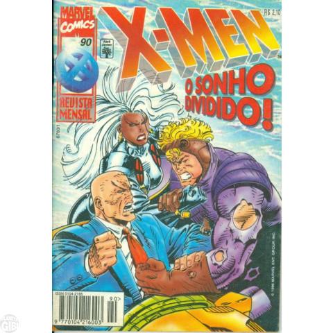 X-Men [Abril - 1ª série] nº 090 abr/1996