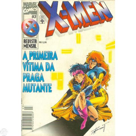 X-Men [Abril - 1ª série] nº 093 jul/1996