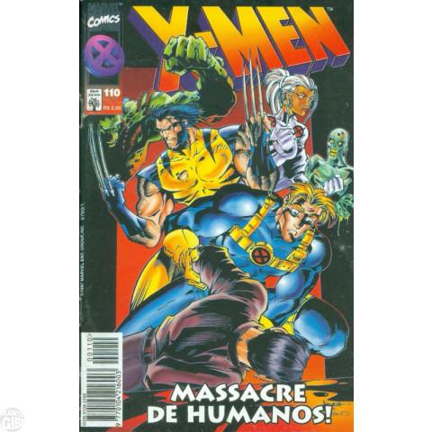 X-Men [Abril - 1ª série] nº 110 dez/1997