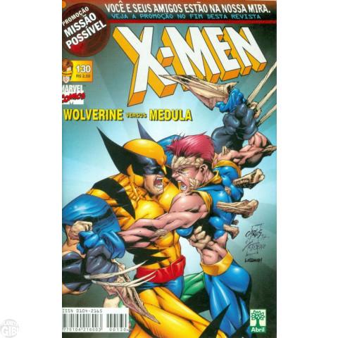 X-Men [Abril - 1ª série] nº 130 ago/1999