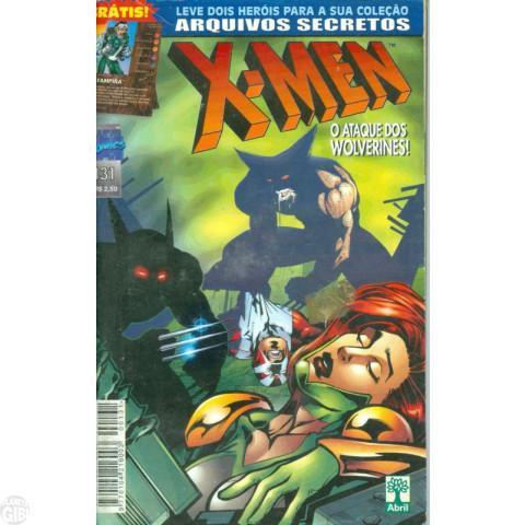 X-Men [Abril - 1ª série] nº 131 set/1999