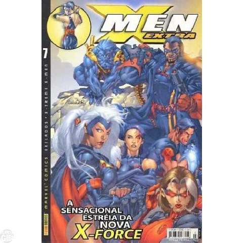 X-Men Extra [Panini - 1ª série] nº 007 jul/2002