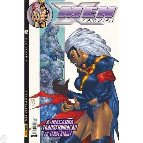 X-Men Extra [Panini - 1ª série] nº 012 dez/2002