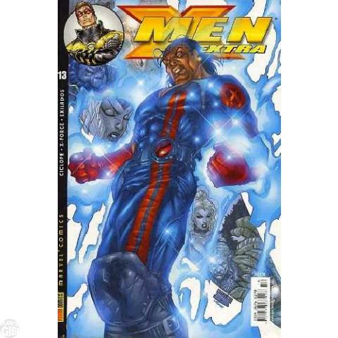 X-Men Extra [Panini - 1ª série] nº 013 jan/2003