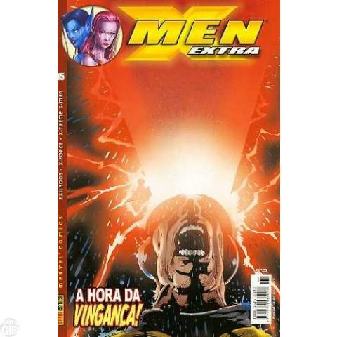 X-Men Extra [Panini - 1ª série] nº 015 mar/2003