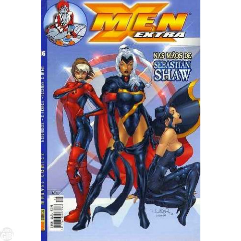 X-Men Extra [Panini - 1ª série] nº 016 abr/2003