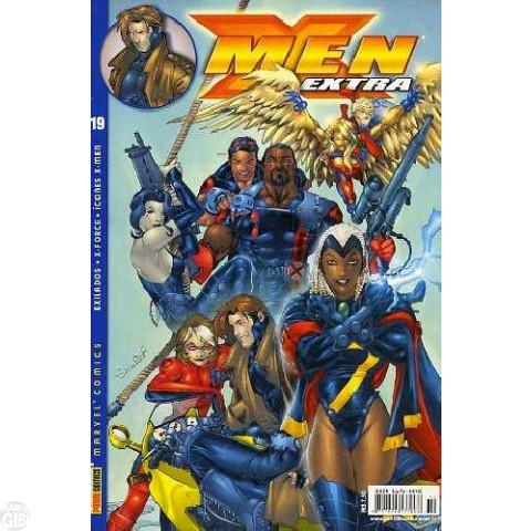 X-Men Extra [Panini - 1ª série] nº 019 jul/2003