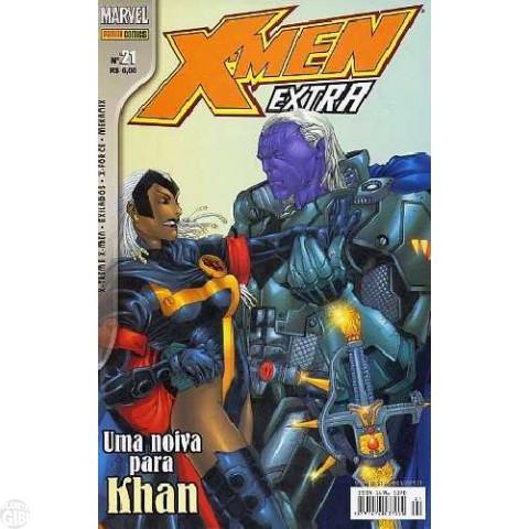 X-Men Extra [Panini - 1ª série] nº 021 set/2003