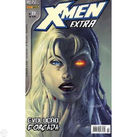 X-Men Extra [Panini - 1ª série] nº 022 out/2003