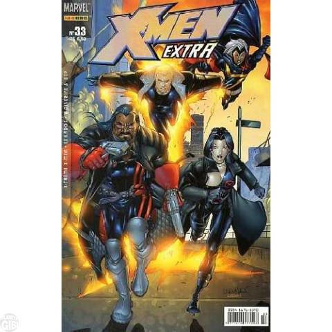 X-Men Extra [Panini - 1ª série] nº 033 set/2004