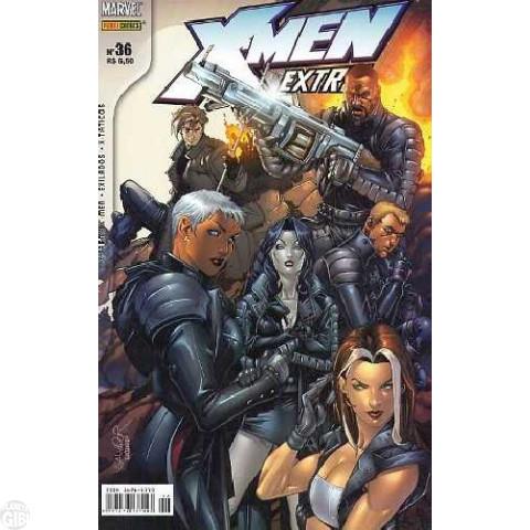 X-Men Extra [Panini - 1ª série] nº 036 dez/2004