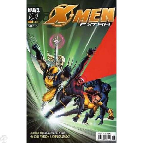 X-Men Extra [Panini - 1ª série] nº 046 out/2005