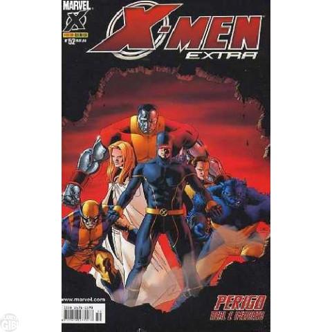 X-Men Extra [Panini - 1ª série] nº 052 abr/2006