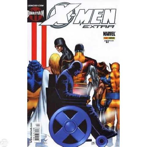 X-Men Extra [Panini - 1ª série] nº 057 set/2006