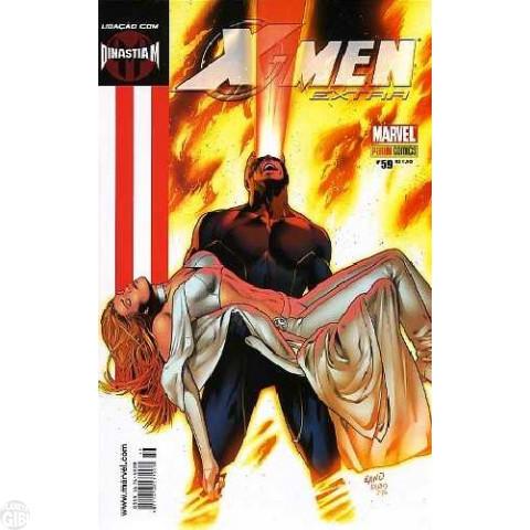 X-Men Extra [Panini - 1ª série] nº 059 nov/2006