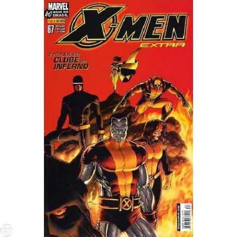 X-Men Extra [Panini - 1ª série] nº 067 jul/2007
