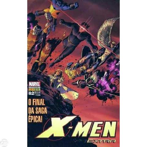 X-Men Extra [Panini - 1ª série] nº 082 out/2008