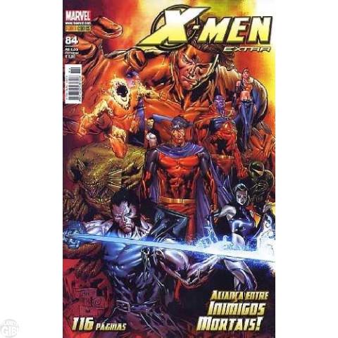 X-Men Extra [Panini - 1ª série] nº 084 dez/2008