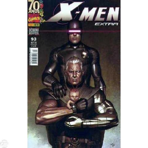 X-Men Extra [Panini - 1ª série] nº 093 set/2009