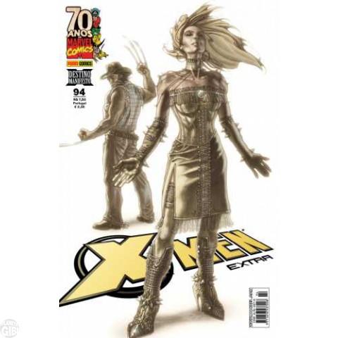X-Men Extra [Panini - 1ª série] nº 094 out/2009