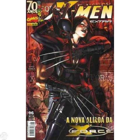 X-Men Extra [Panini - 1ª série] nº 096 dez/2009