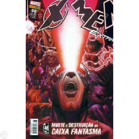 X-Men Extra [Panini - 1ª série] nº 098 fev/2010