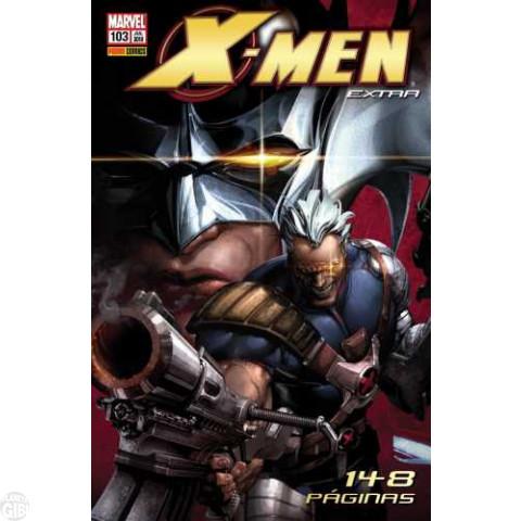 X-Men Extra [Panini - 1ª série] nº 103 jul/2010