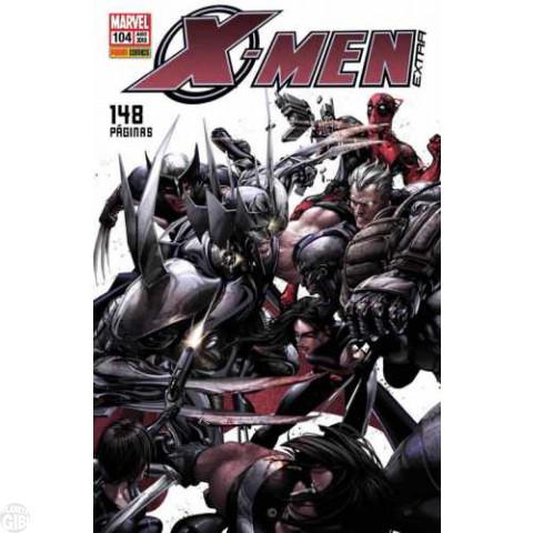 X-Men Extra [Panini - 1ª série] nº 104 ago/2010