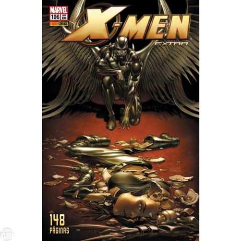 X-Men Extra [Panini - 1ª série] nº 106 out/2010