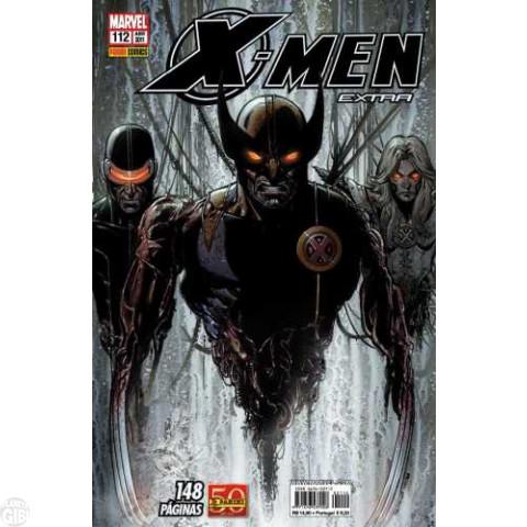 X-Men Extra [Panini - 1ª série] nº 112 abr/2011 - Necrosha