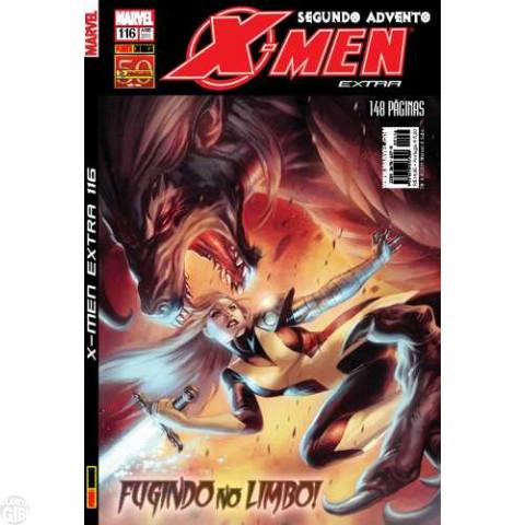 X-Men Extra [Panini - 1ª série] nº 116 ago/2011