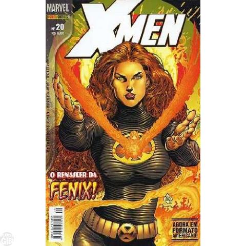 X-Men [Panini - 1ª série] nº 020 ago/2003