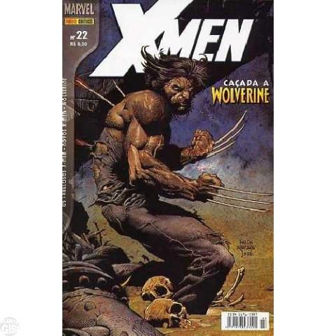 X-Men [Panini - 1ª série] nº 022 out/2003