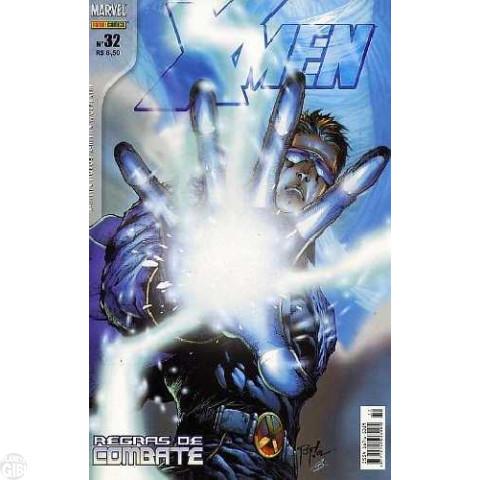 X-Men [Panini - 1ª série] nº 032 ago/2004