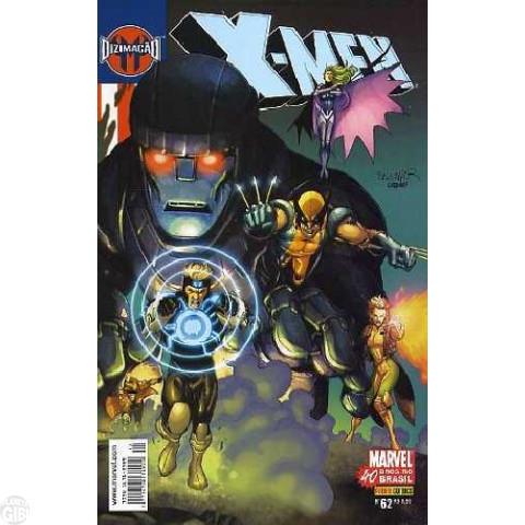 X-Men [Panini - 1ª série] nº 062 fev/2007