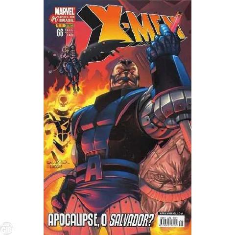 X-Men [Panini - 1ª série] nº 066 jun/2007