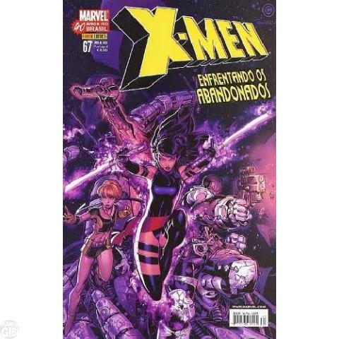 X-Men [Panini - 1ª série] nº 067 jul/2007