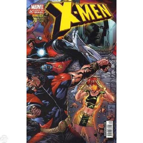X-Men [Panini - 1ª série] nº 070 out/2007