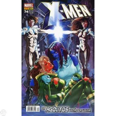 X-Men [Panini - 1ª série] nº 074 fev/2008