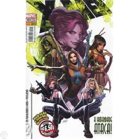 X-Men [Panini - 1ª série] nº 101 mai/2010