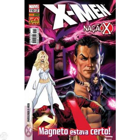 X-Men [Panini - 1ª série] nº 110 fev/2011