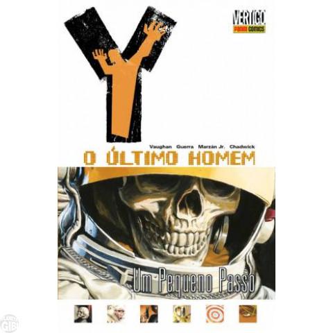 Y O Último Homem [Panini - 1ª série] nº 003 ago/2010